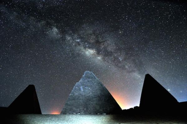 Piramidi a Gebel Barkal (Enrico Montanari, Shutterstock.com)