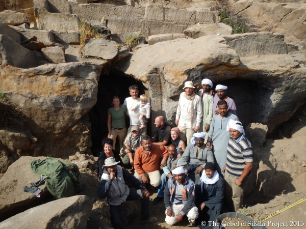 (The Gebel el Silsila Project)