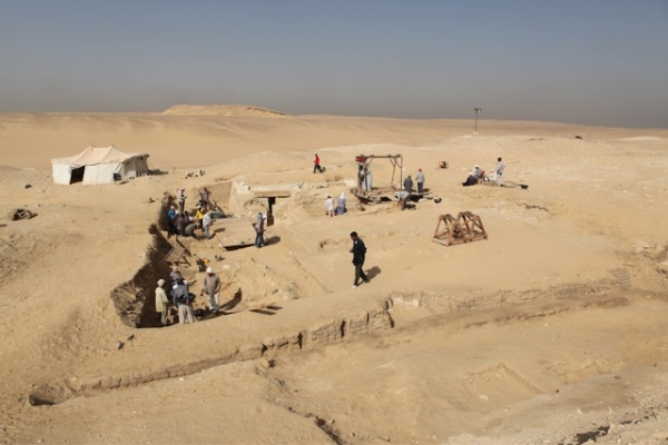 (Czech Institute of Egyptology)