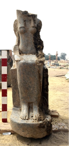 (Egypt's Ministry of Antiquities)