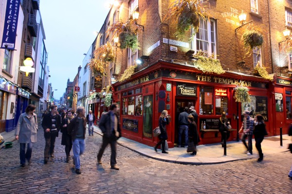 Il pub Temple Bar a Dublino (Chris Jackson/Getty Images)