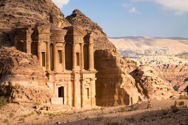 Il Monastero di Petra (Design Pics Inc, National Geographic Creative)