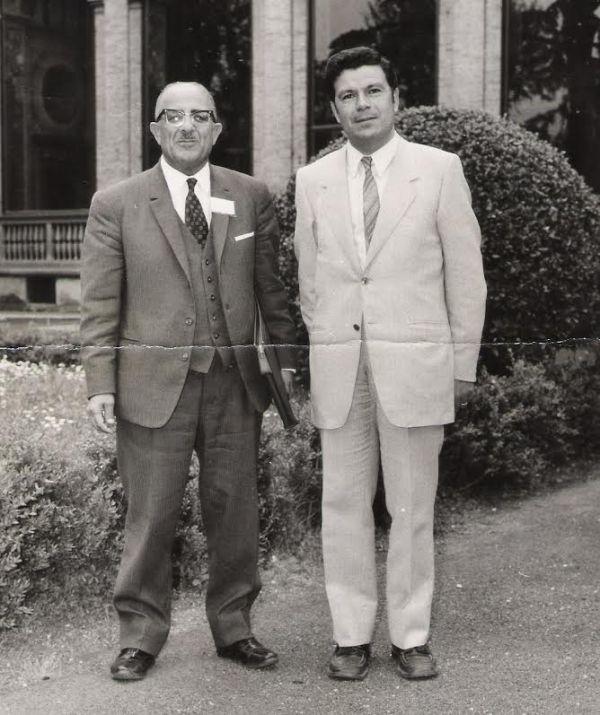 Zaky Iskander e Corrado Basile (1973)