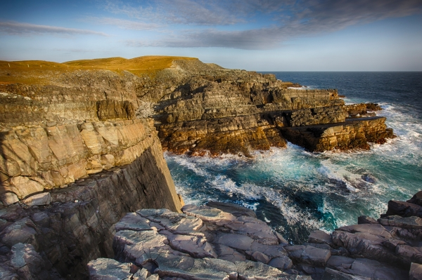 D an E surface with siltstone (Mistaken Point Ambassadors Inc)