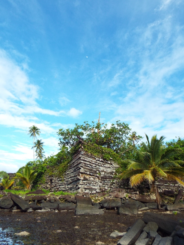 Nan Madol: Ceremonial Center of the Eastern Micronesia: Pohnpei Island (Osamu Kataoka)