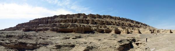 Lut Desert: Shahr-e Khialyye Lut (Alireza Amrikazemi)