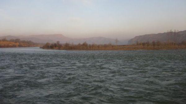 I sedimenti sono stati trovati intorno al bacino di Guanting, vicino a Lajia (Qinglong Wu)
