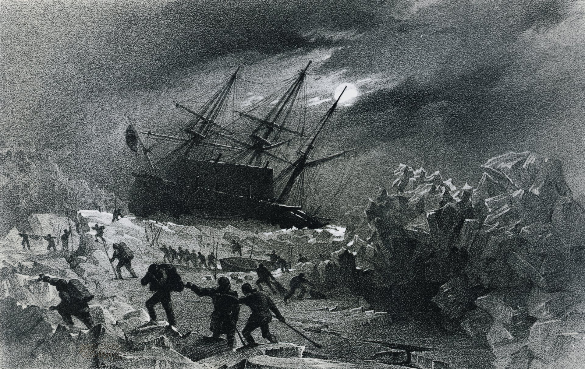 Ritrovata la HMS Terror, l'altra nave della spedizione perduta di Franklin
