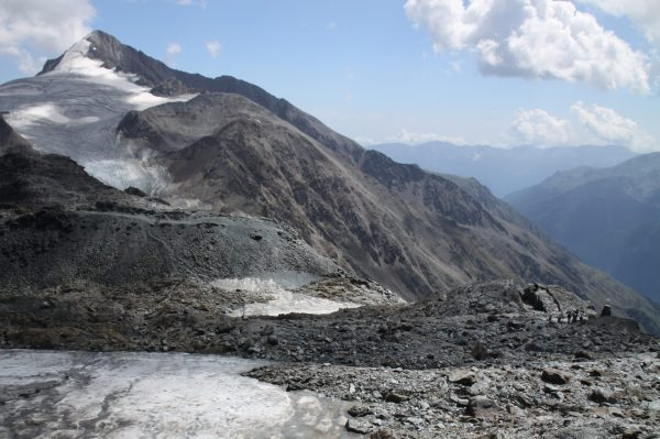 Il ghiacciaio del Similaun (Museo Archeologico dell'Alto Adige)