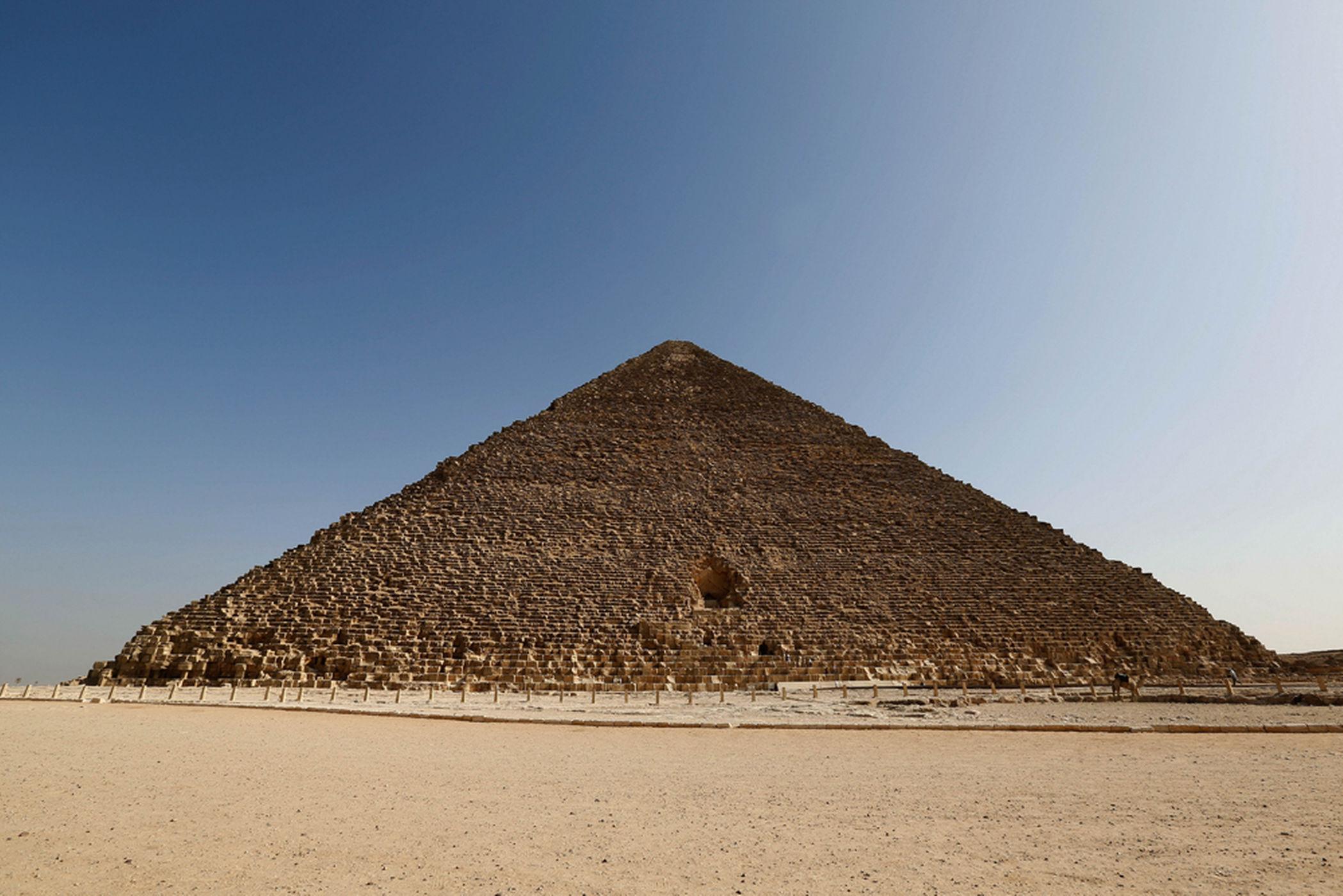 Camere segrete nella Piramide di Cheope? I primi dubbi