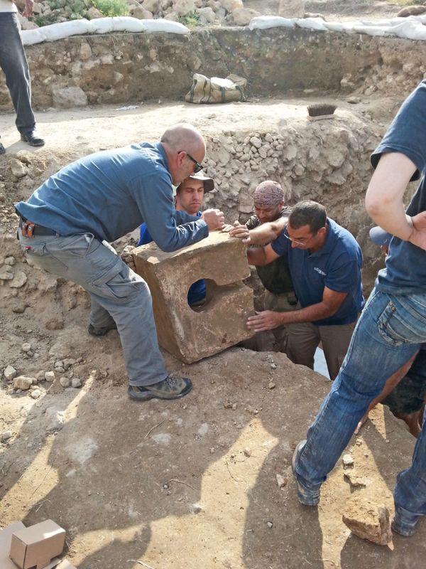 (Israel Antiquities Authority)