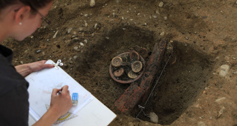 (Aargau canton archeology department)