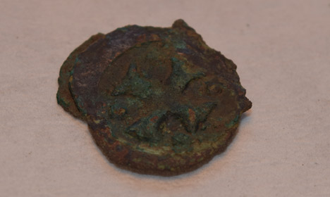 Le monete di inizio 1300 (Viborg Museum)