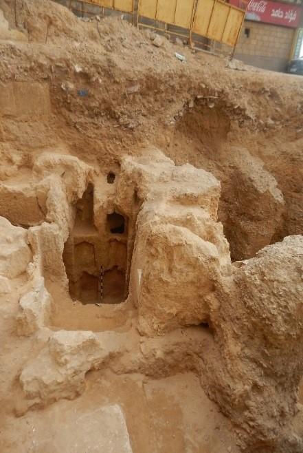 tomba ellenistica alessandria egitto