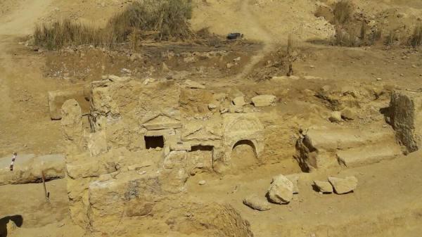 siwa egitto tempio greco romano al-salam