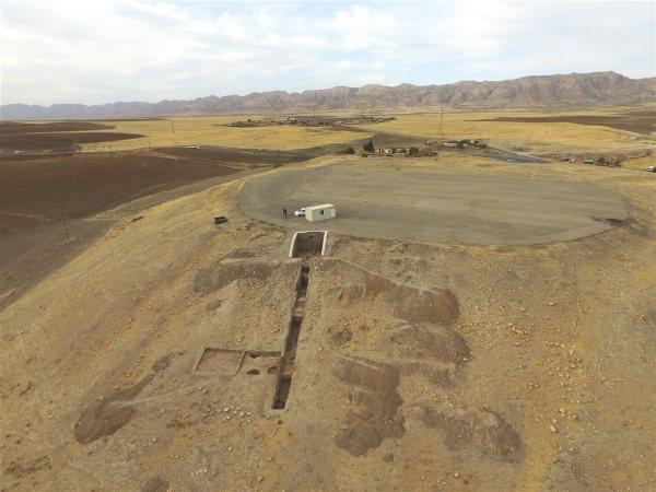 mardaman iraq città perduta impero assiro